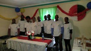 Staff du CAEJ - Haïti