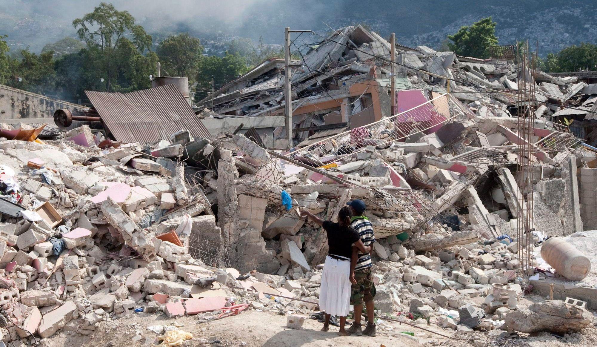 Haiti_Tremblement